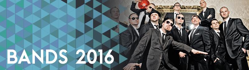 Bands 2016