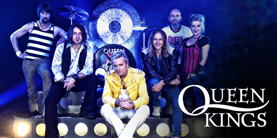 Queen Kings Live auf dem Open Air Burg Lemberg