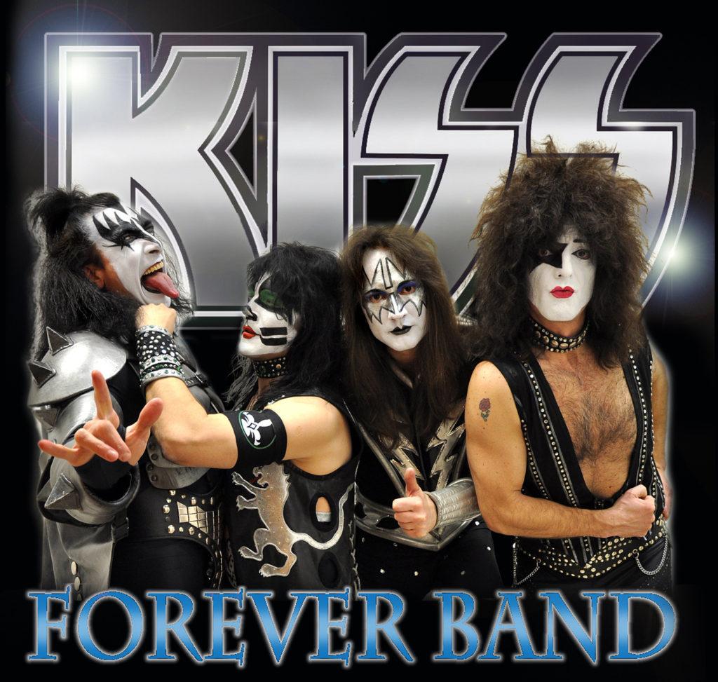 Kiss Forever Live